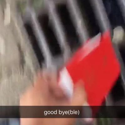 The Bible & Quran at WAR??? - Outrage at Muslim girl who threw Bible down drain in Snapchat video.
