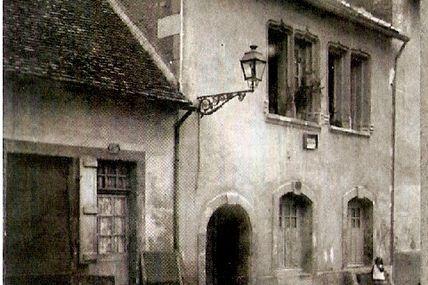 Quartier Marchaux : la rue Saint-Nicolas et le musée Lapidaire