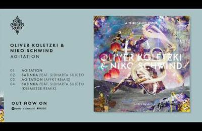 Oliver Koletzki & Niko Schwind - Agitation (AFFKT Remix) [A Tribe Called Kotori]