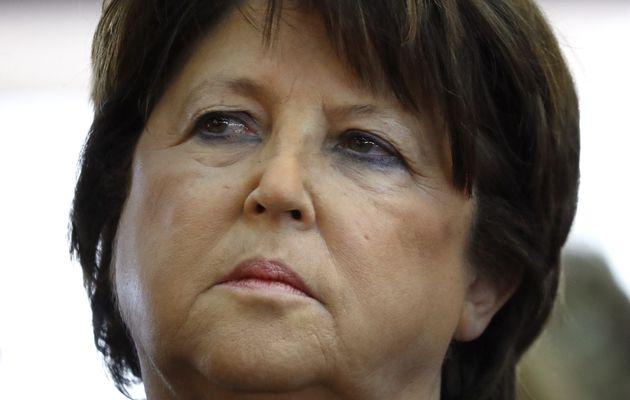 """Aubry mise en examen pour """"diffamation"""" sur plainte du FN lillois"""