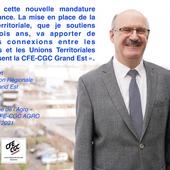 J'aborde cette nouvelle mandature avec confiance - Union Régionale CFE-CGC Grand Est