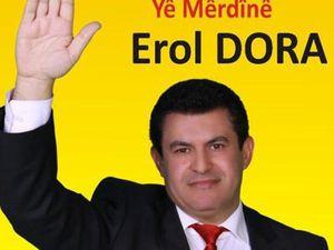 En haut, Gülser Yıldırım (photo sendika.org) et Erol Dora (photo welt.de). En bas, Enise Güneyli (mgchaber.com) et Ali Atalan (bianet.org)