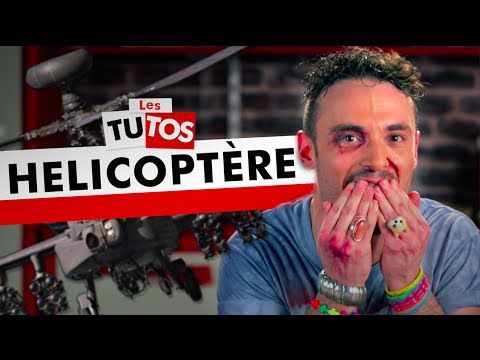 TUTO HELICOPTERE