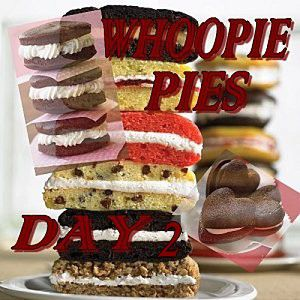 Whoopie pies day 2