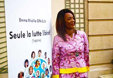 « Seule la lutte libère ! Un ouvrage de l'écrivain Emma Mireille OPA ELION