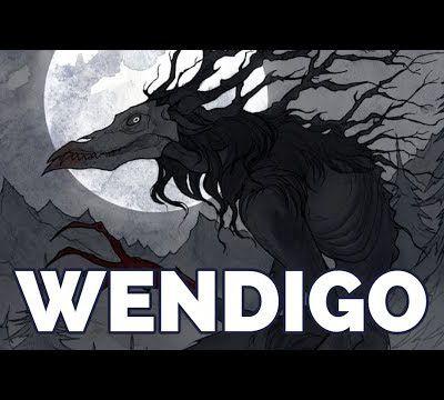 La Légende du Wendigo (Mythologie Amérindienne)