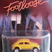 VOLKSWAGEN COCCINELLE FOOTLOOSE RETRO ENTERTAINMENT FILM DE CINE AVEC KEVIN BACON 1984 - car-collector.net