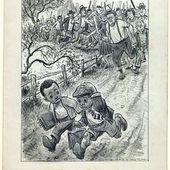 Oliver Wendell Harrington, le dessinateur - artetcinemas.over-blog.com