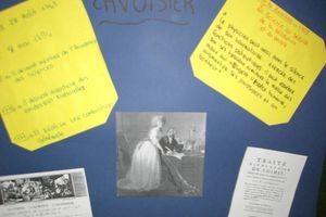 L'Europe des Lumières : Lavoisier