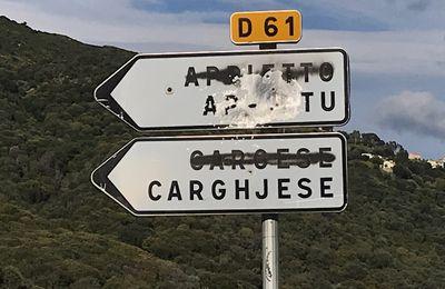 La Corse, c'est de la bombe !