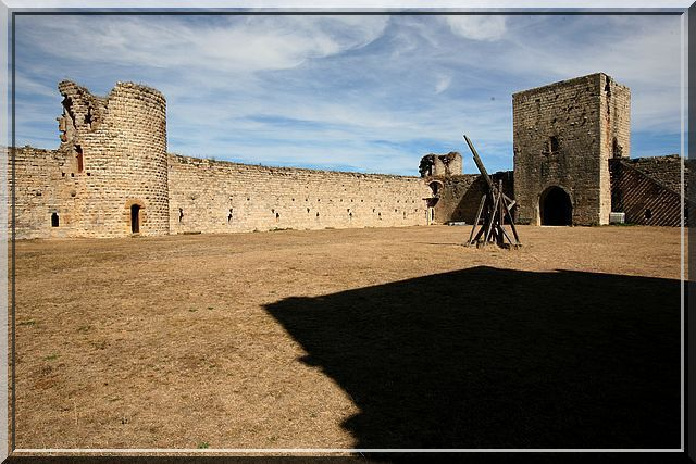 Diaporama château de PUIVERT