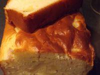 Gateau express et léger aux pommes et poires et sa confiture  de muroise