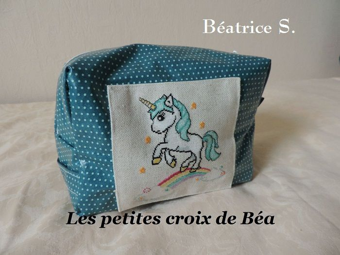 Album Licorne Bleue  Arc-en-ciel.