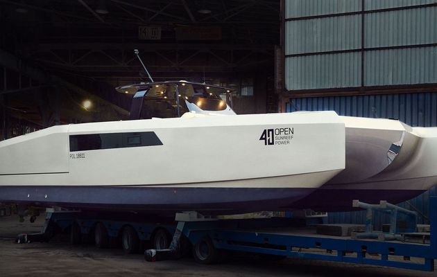 Scoop - Sunreef Yachts Launches its First Day Cruiser, the 40 Open Sunreef Power