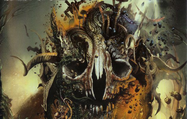 CEPHALIC CARNAGE: Misled By Certainty (2010) Death-Metal