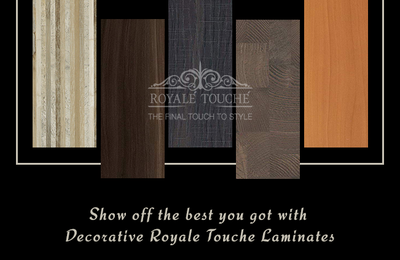 Here Are the 5 Ways to Use Laminate and Give A Twist to Your House