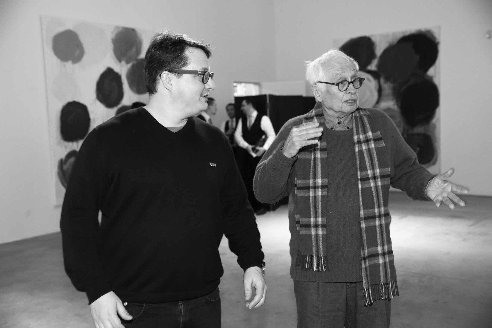 Roland Quetsch, Bernard Ceysson