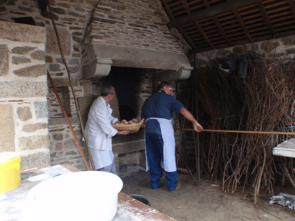 21 octobre 2012 : 34e fête du pommé à Bazouges