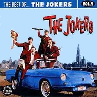 the jokers, le premier groupe de rock belge créé en 1959 et actif jusqu'en 1971 dans les méandres psychédéliques