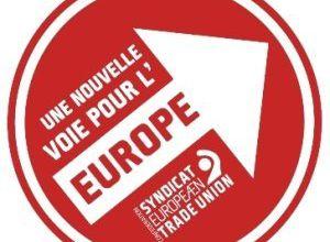1er mai : une nouvelle voie pour l'Europe !
