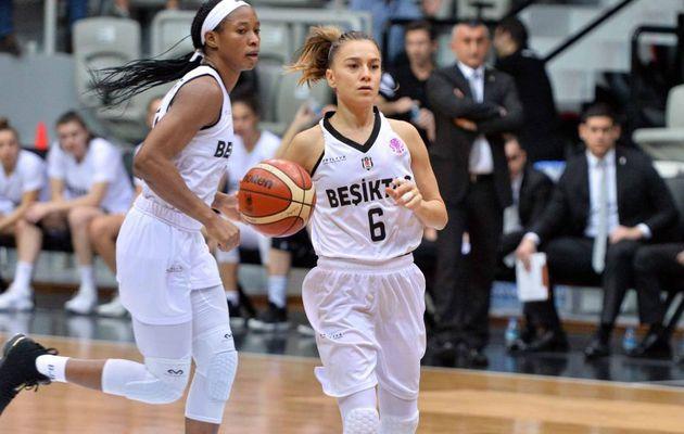 Turquie : Evelyn Akhator mène le Besiktas Istanbul face à Çukurova