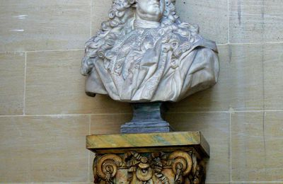 Jean-Louis Lemoyne, Jules Hardouin-Mansart (Musée Carnavalet)