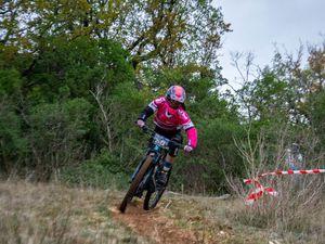"Mélina Damestoy gagne l'Enduro VTT Bruniquel ""Quercy Down"" 2020"