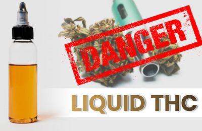 6 lycéens intoxiqués après avoir vapé un eliquide très concentré en THC