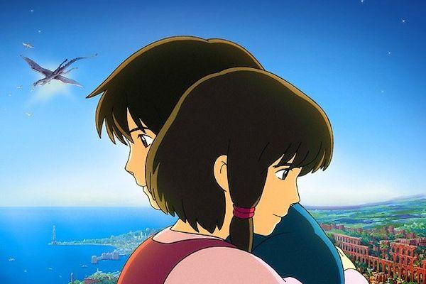 Gedo Senki (Les Contes de Terremer) de Gorō Miyazaki