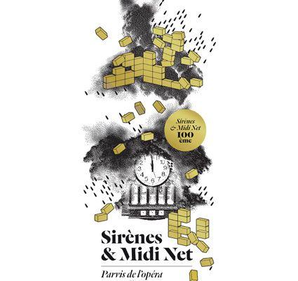 100ème SIRENES ET MIDI NET : le chorégraphe Ali Salmi présente Pax Sit Marseille