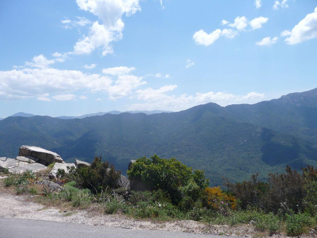 Suite  Cent cols en Haute Corse