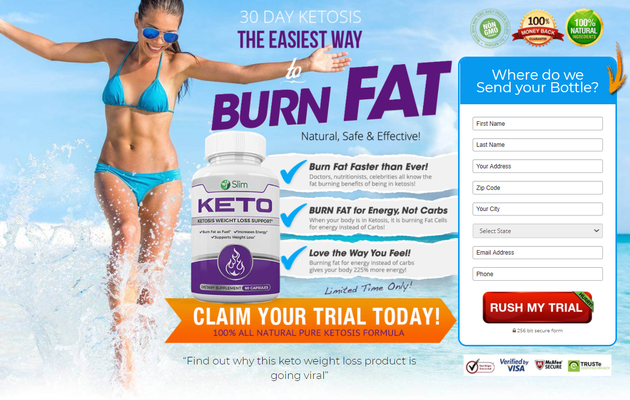 Nu Slim Keto Canada Weight Loss Price Reviews & 2020 Supplement Purchase?