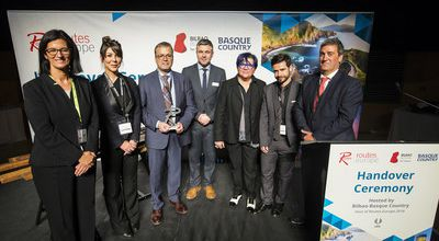 Routes Europe Aviation Forum Handed Over to Bilbao
