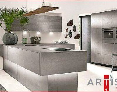 Enhance the aesthetic beauty of your kitchen with modular kitchen plan