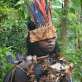 Le peuple Tikuna au Pérou - coco Magnanville
