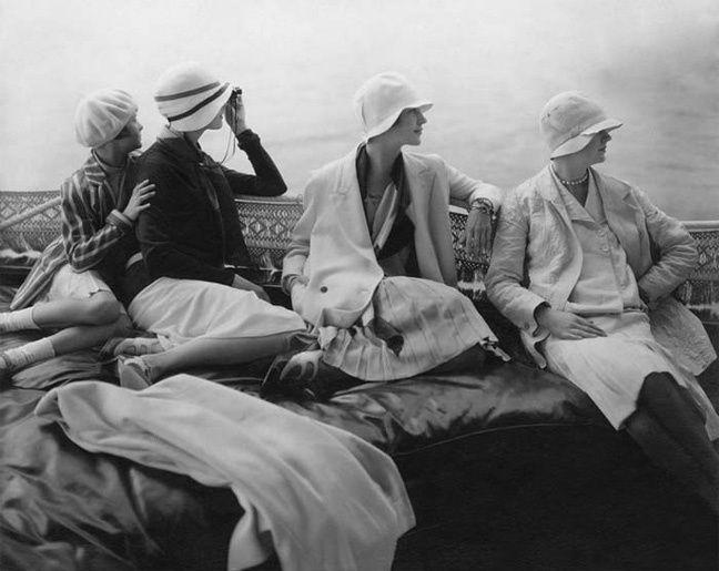 Les plus grands photographes de mode du XIX ème et XXème siècle