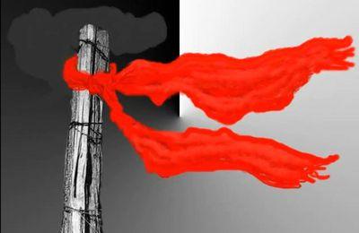 """""""Le chiffon rouge"""", comme un rappel ..."""