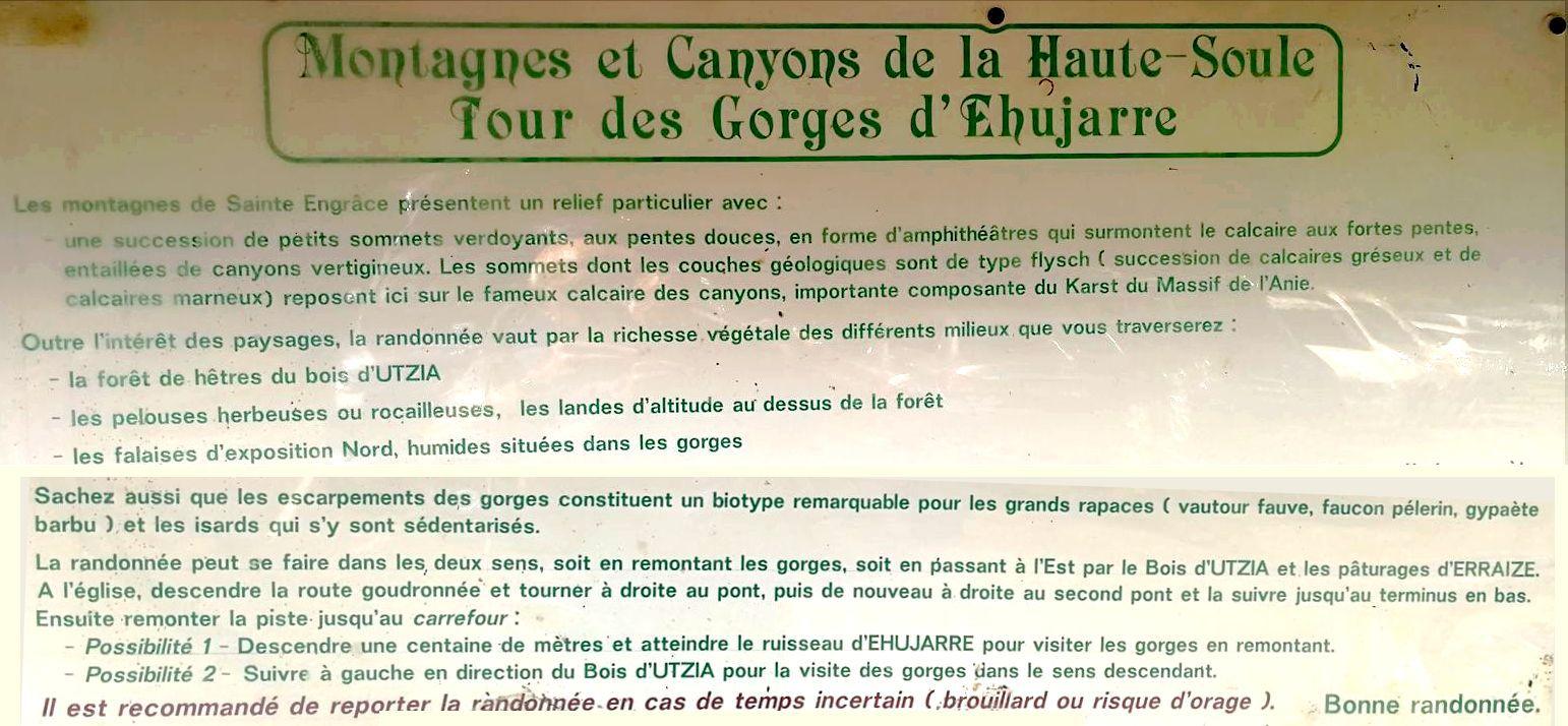 210722  G1  Gorges d' Ehujarré          Photos : J. C et Jacques