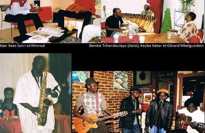 Communiqué de presse:  Chants traditionnels et populaires du Tchad( Kaar Kaas Sonn)