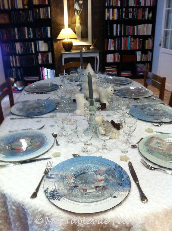 Tables Noël 2014