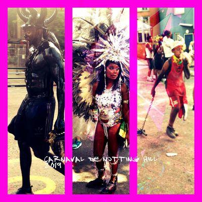 L'expérience du carnaval de Notting Hill / Nottinh Hill Carnival expérience