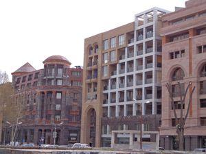 Yerevan, le 18 avril