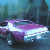 71 PLYMOUTH GTX HOT WHEELS 1/64 - car-collector.net
