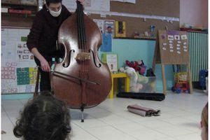 La maternelle en musique