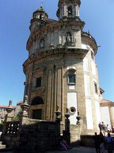 Pontevedra - Église Virgen del Camino.