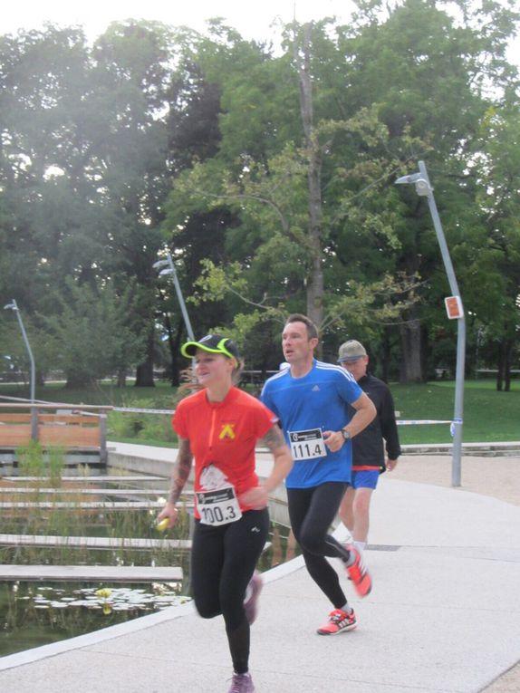 6 heures et Marathon Relais d'Ambilly