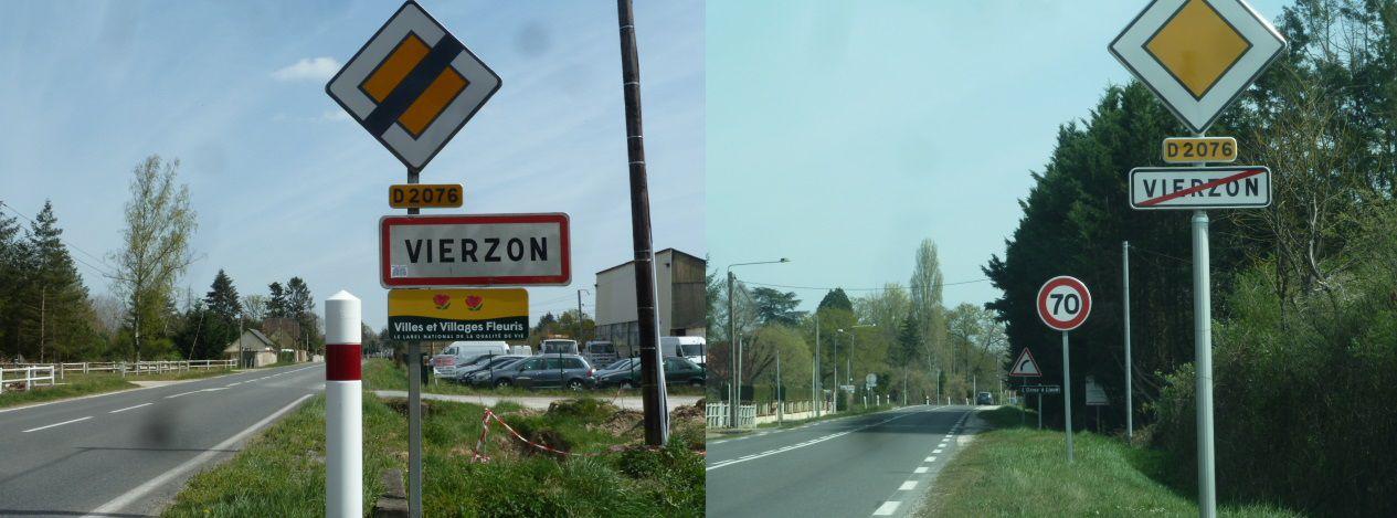 La traversée de Vierzon : 8,7 kilomètres et... 121 passages protégés