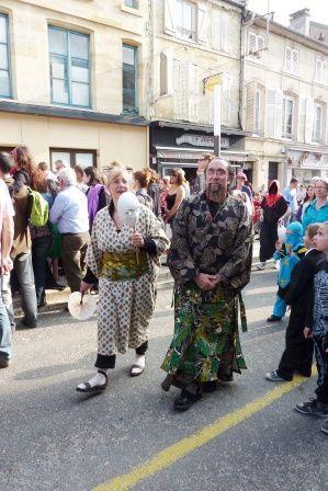 Album - Carnaval 2012 à Bar-le-Duc