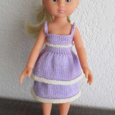 La robe d'été de Stella