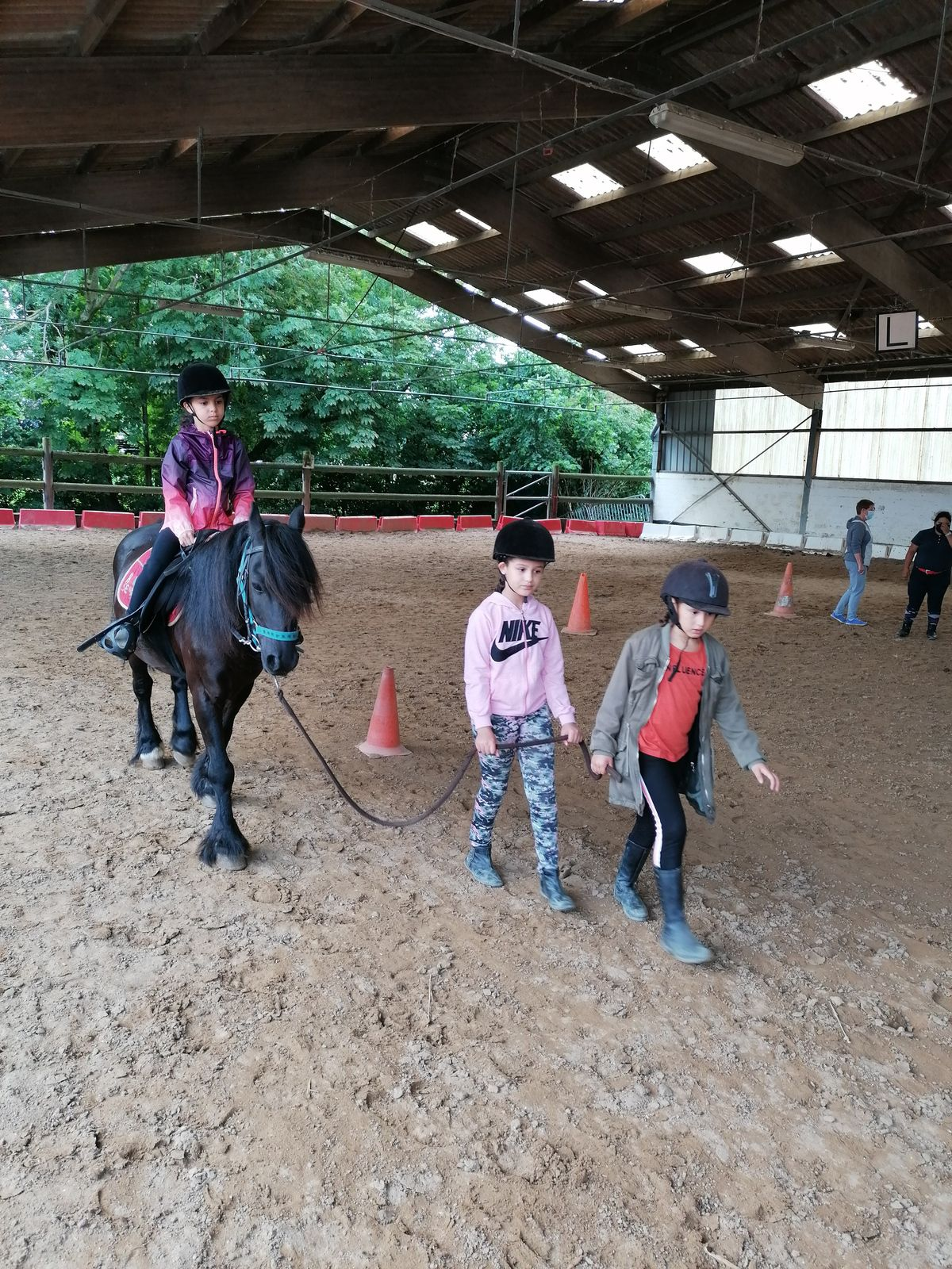 STAGE EQUITATION-5/6 ANS